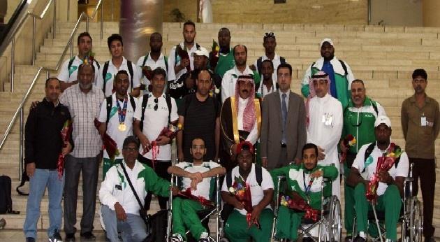 الاتحاد السعودي لالعاب القوى