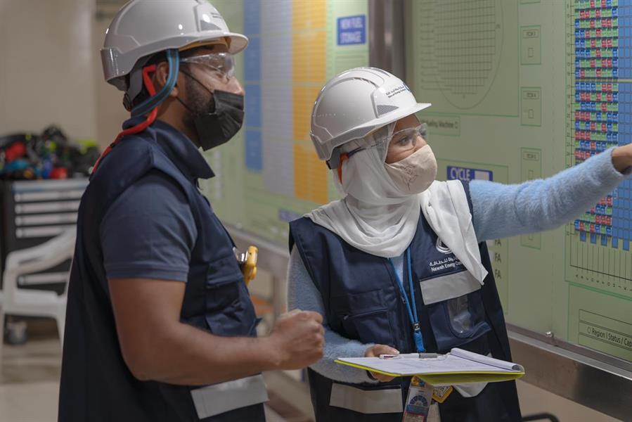 محطات الطاقة النووية السلمية في دولة الإمارات العربية المتحدة
