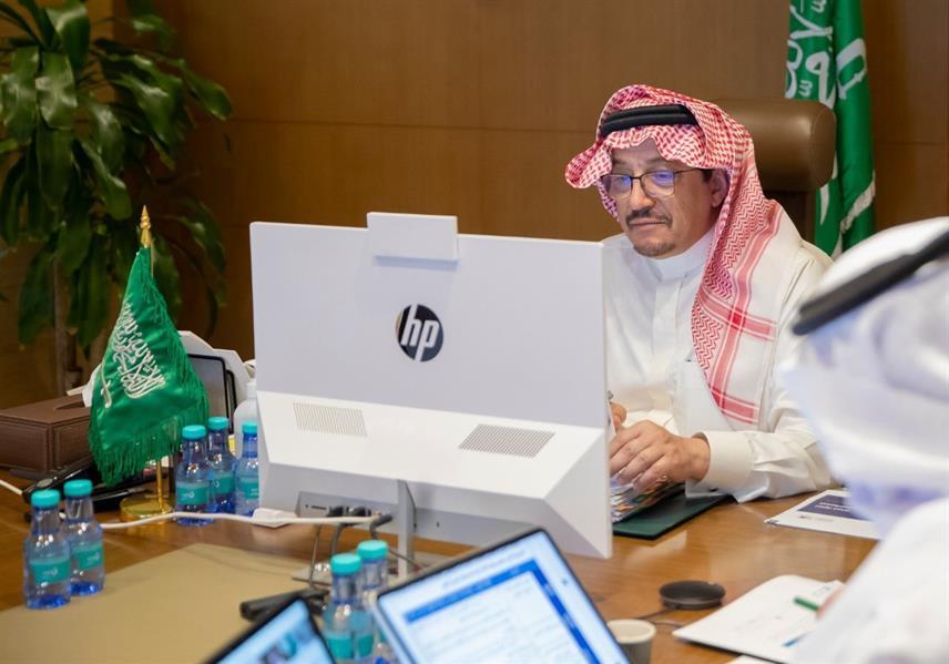 وزير التعليم يترأس الاجتماع الثالث لمجلس شؤون الجامعات