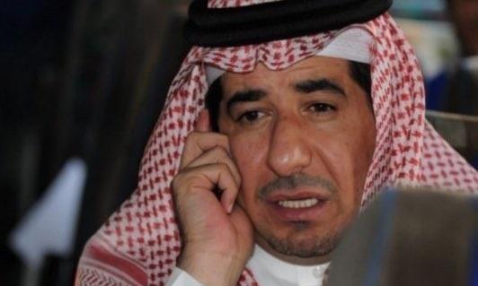 وفاة فهد الغصن مدير العلاقات العامة بنادي الهلال