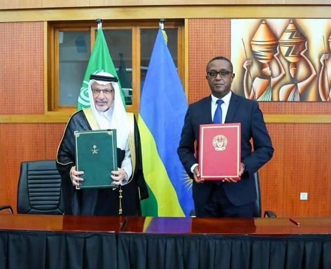 المملكة ورواندا توقعان اتفاقية عامة للتعاون في مختلف المجالات