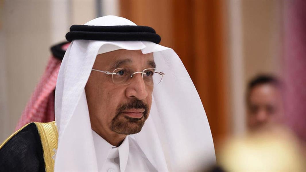 وزير الاستثمار السعودي، خالد الفالح