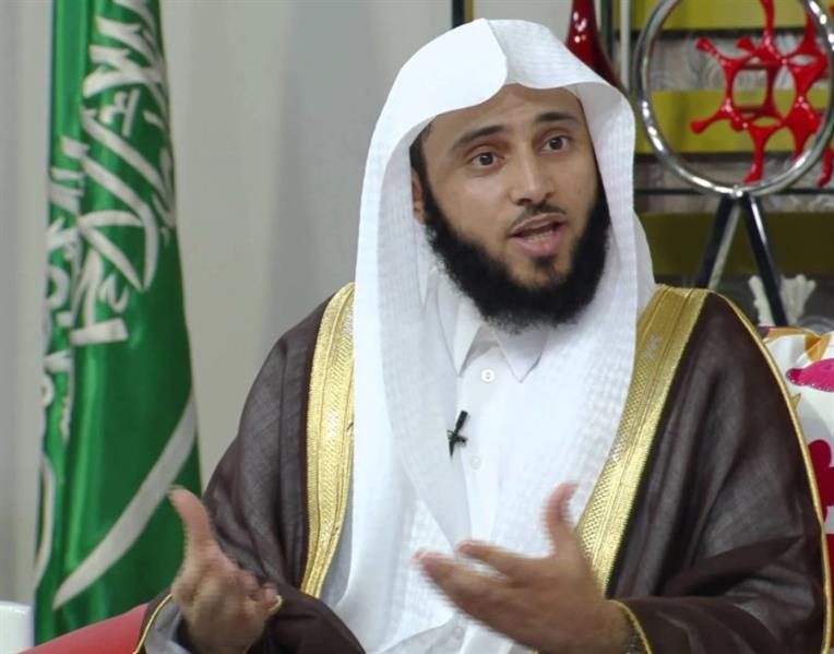 أستاذ الفقه المقارن بالمعهد العالي للقضاء الشيخ عبد الله السلامي