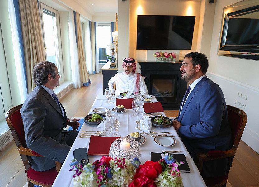 وزير الخارجية الأمير فيصل بن فرحان بن عبد الله بن