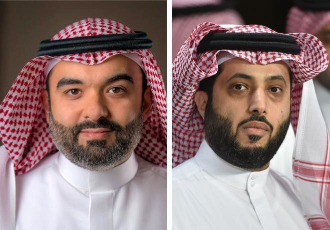 """وزير الاتصالات يتفاعل مع تغريدة لـ""""آل الشيخ"""" أثنى فيها على سرعة الإنترنت وتقنية الـ5G"""