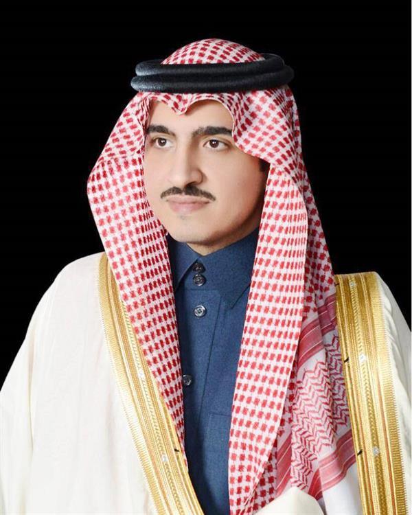 نائب امير مكة بدر بن سلطان