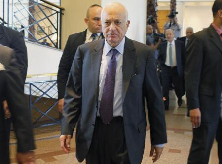 الامين العام لجامعة الدول العربية نبيل العربي