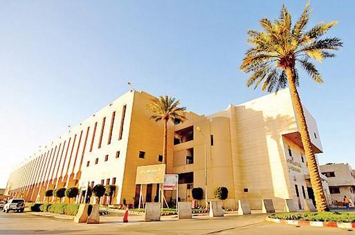 مستشفى الملك فهد التخصصي ببريدة