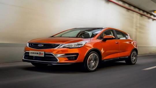 """نتيجة بحث الصور عن شركة """" Geely Motors"""" الصينية تكشف عن كروس جديدة بسعر 20 ألف دولار"""