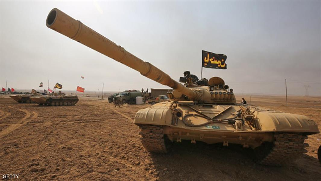 مشاركة ميليشيات الحشد الشعبي في العملية العسكرية بالموصل لا تزال تثير مخاوف كثيرة.