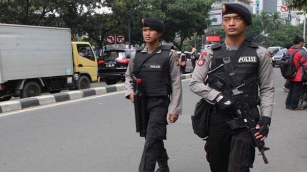 شرطة إندونيسيا تكشف النقاب عن مؤامرة مزعومة لتفجير القصر الرئاسي
