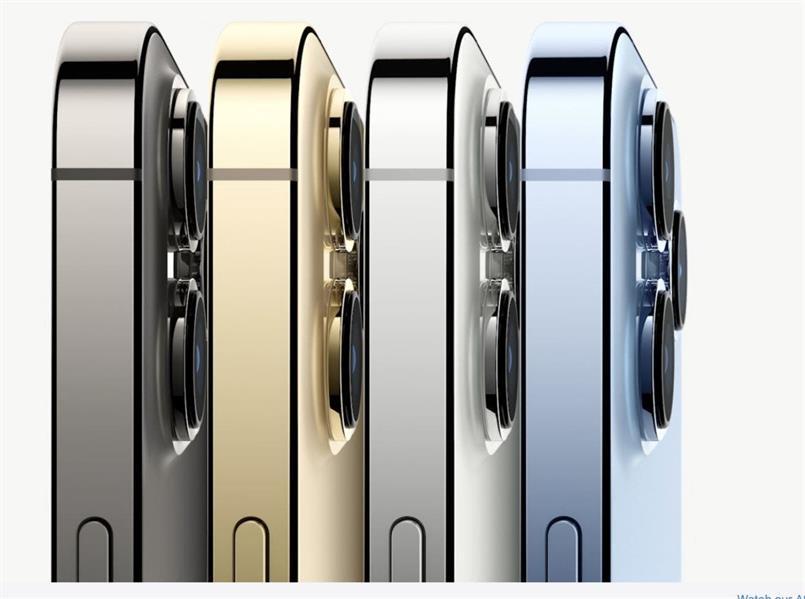 """""""أبل"""" تكشف رسميًا عن """"آيفون 13"""".. السعر والمواصفات"""