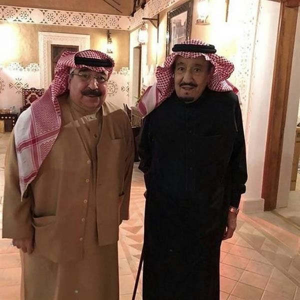 الأمير طلال بن سعود