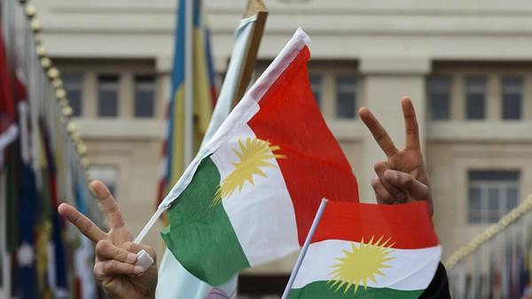 """بارزاني: أغلب سكان كردستان صوتوا بـ""""نعم"""""""