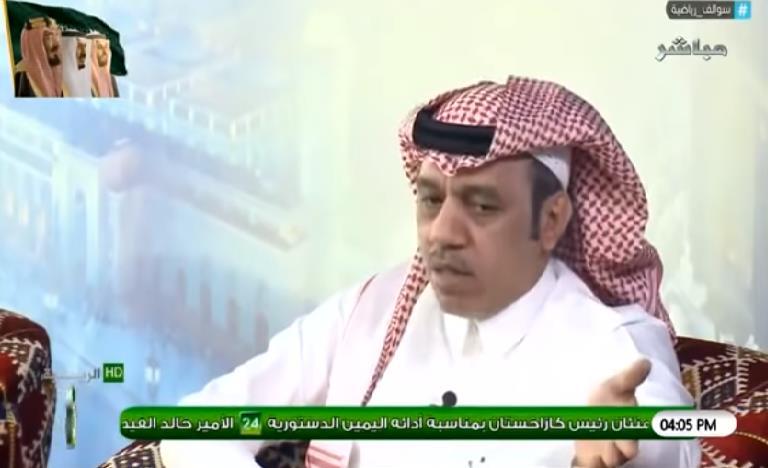 بالفيديو..الذايدي: نشكر سعود آل سويلم لأنه قدم أكبر خدمة للهلال في صفقة عموري !