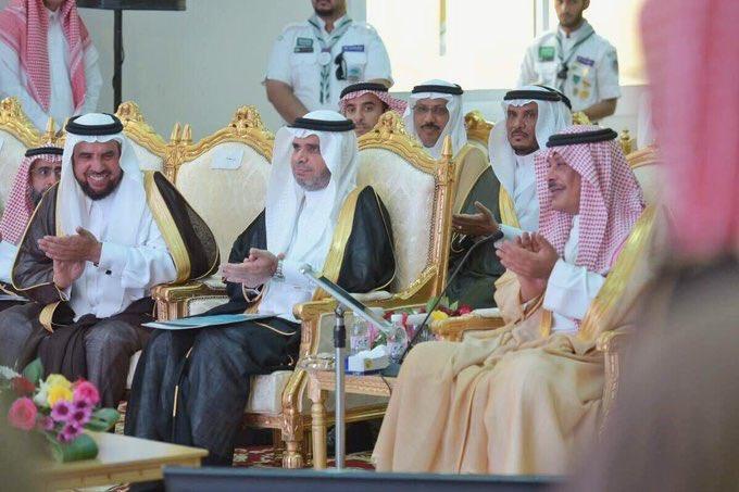 مشاري بن سعود يُدشن مشروع إنشاء مباني كليات البنات العاجلة بجامعة الباحة بتكلفة 156 مليون ريال