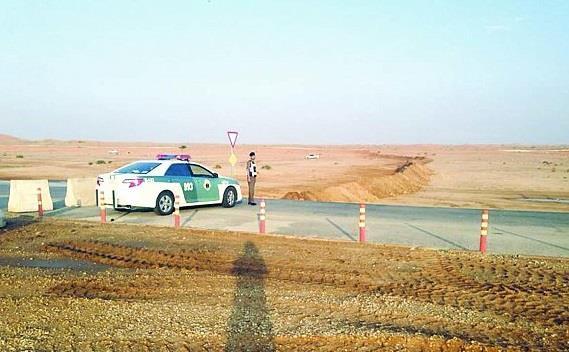 مرور الرياض يحدد طريقي التخصصي والمطار للوصول للثمامة