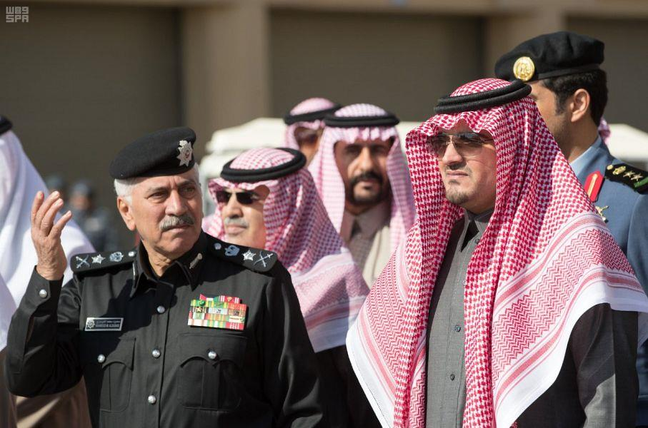 الكويت: وزير الداخلية ونظيره الكويتي يشهدان عرضًا عسكريًا لقوات الأمن الخاصة