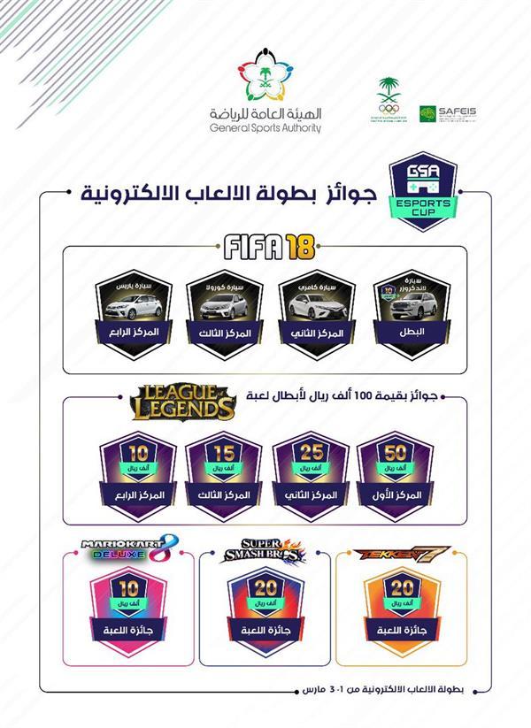 """آل الشيخ ينشر فيديو ترويجياً لكأس الرياضات الإلكترونية: نزال مشاهير """"فيفا"""" و""""عبير"""" تتحدى الأقوى"""