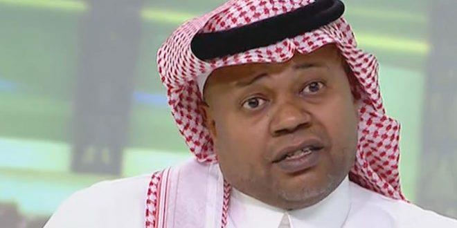 العويران يوجه رسالة لرئيس هيئة الرياضة بعد تواجد فهد المولد على دكة بدلاء ليفانتي