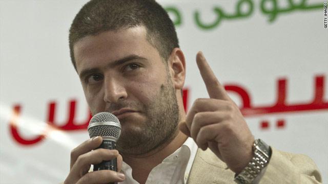 أسامة نجل الرئيس المصري المعزول، محمد مرسي