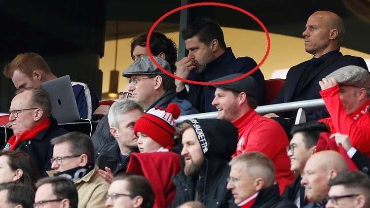 شاهد.. بوتشيتينو في لقطة مثيرة للجدل أثناء فوز ليفربول
