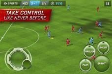 لعبة fifa أصبحت متاحة على جوالات الأندرويد والآيفون