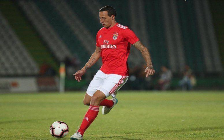 لاعب بنفيكا البرتغالي، كريستيان ليما