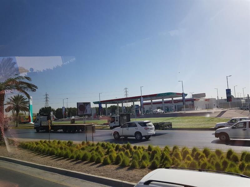 بالصور.. البلدية تفتتح أول محطة وقود نموذجية صديقة للبيئة في الرياض