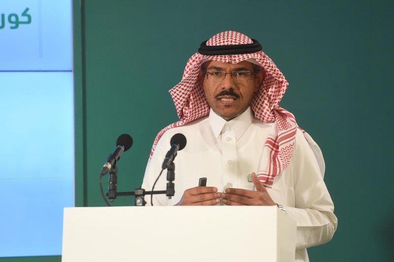 متحدث الصحة الدكتور محمد العبدالعالي