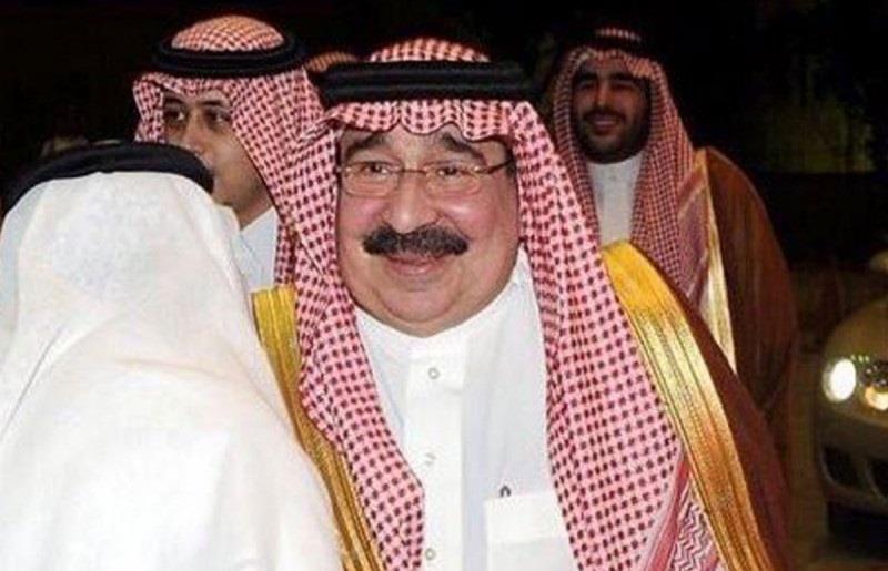 الأمير طلال بن سعود في ذمة الله
