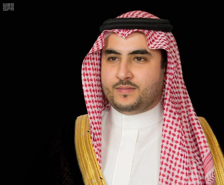 الامير خالد بن سلمان