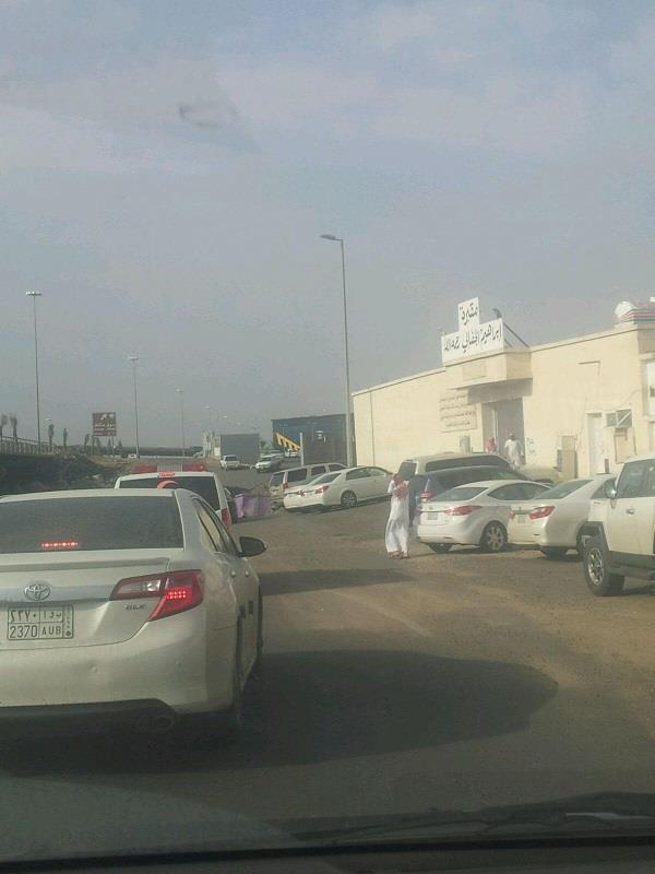 بالصور.. تشييع جثمان المواطن المطرود من مكتب وكيل أمانة الطائف