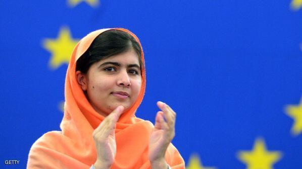 ملالا يوسفزاي مرشحة لجائزة نوبل للأطفال
