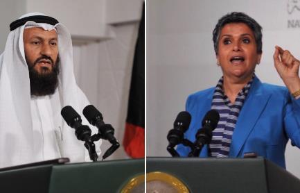 """بالفيديو.. مشادة غريبة لنائب في مجلس الأمة الكويتي يرفض الجلوس بجانب نائبة """"متعطرة"""" تثير التندر"""