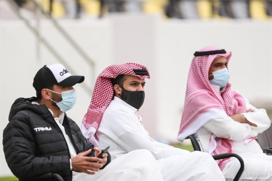 """مران الاتحاد: التركيز على الجوانب الدفاعية.. واجتماع """"الحائلي"""" باللاعبين"""