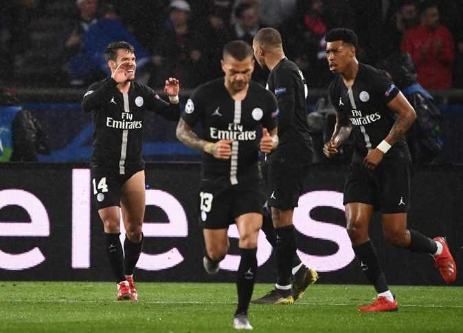 باريس سان جيرمان يفوز على مارسيليا في الدوري الفرنسي