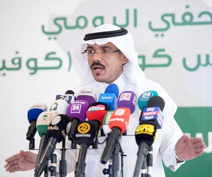 المتحدث باسم وزارة الصحة محمد عبدالعالي