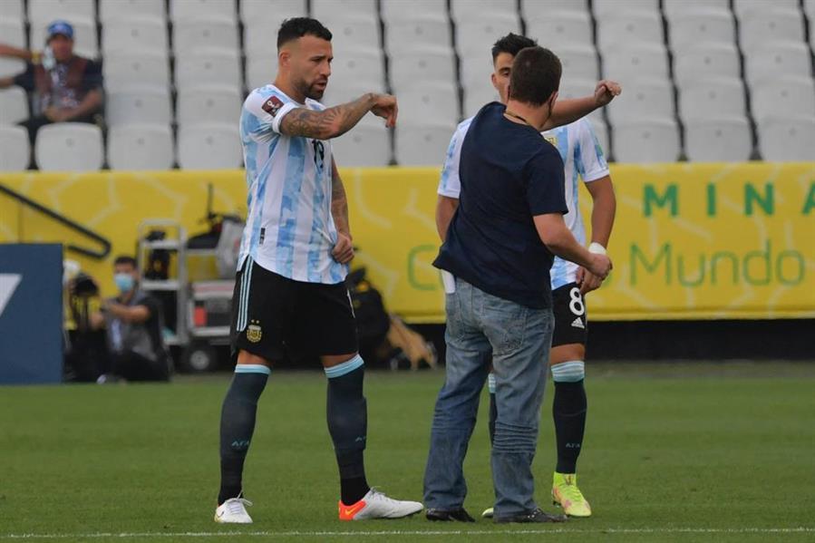 مواجهة البرازيل ضد الأرجنتين