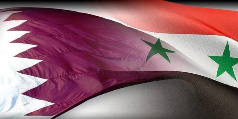 سوريا تنجو من الهزيمة أمام قطر بهدف قاتل (فيديو)