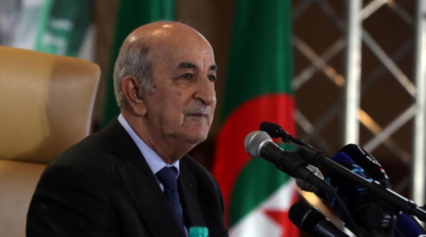 نقل الرئيس الجزائري إلى ألمانيا للعلاج بعد تعقّد حالته الصحية نتيجة الإصابة بكورونا
