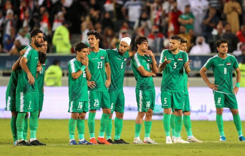 مدرب العراق: فخور باللاعبين رغم الخسارة من البحرين