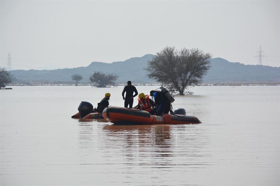 العثور على جثمان مفقود شعيب مدر بحائل بعد 5 أيام من البحث