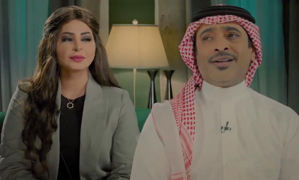 """ريم عبدالله تقلد الإعلامية سارة دندراوي وتختم بنوبة ضحك في """"ستديو 21"""""""