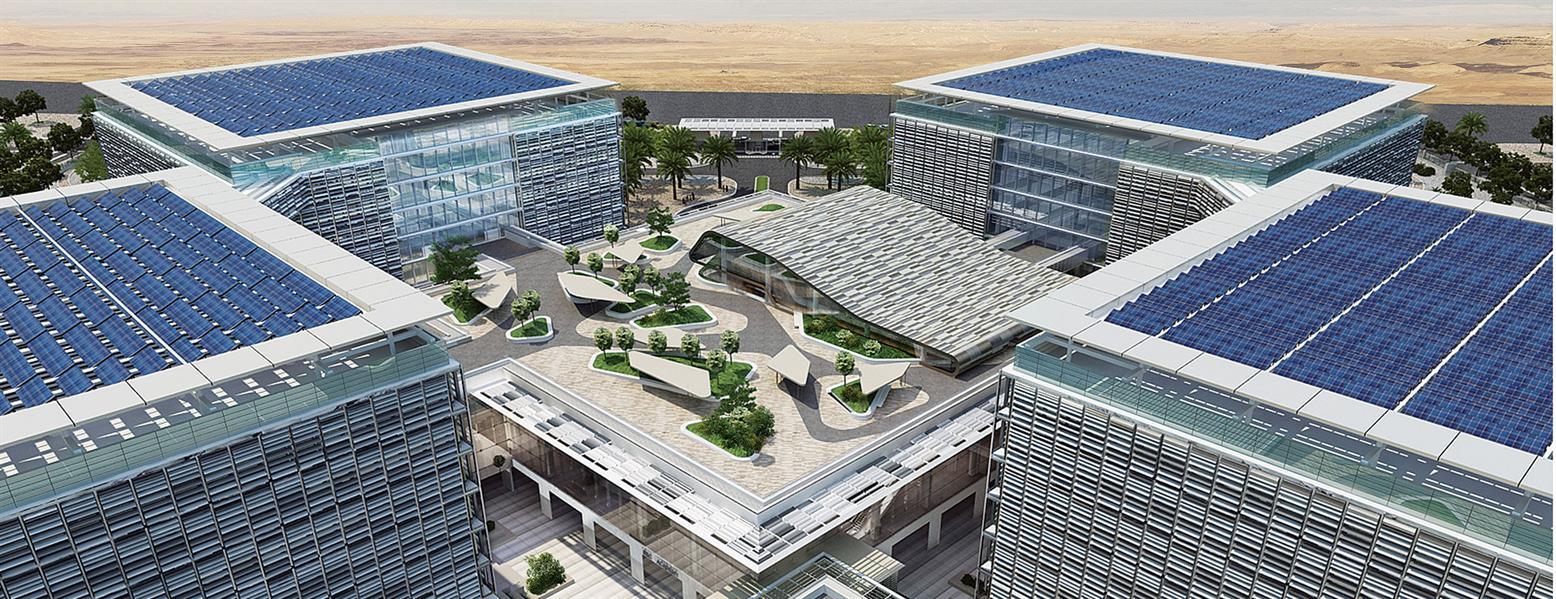 5- المقر الرئيسي لشركة الكهرباء السعودية بالعليا  سيضم المجمع الرئيسي الذي تبلغ تكلفته 550 مليون دولار، 4 مبانٍ، يتألف كل منها