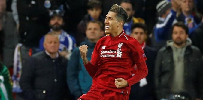 ليفربول يهزم بورتو ويقترب من نصف نهائي الأبطال