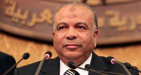محمد سعد الكتاتني رئيس حزب الحرية والعدالة المصري