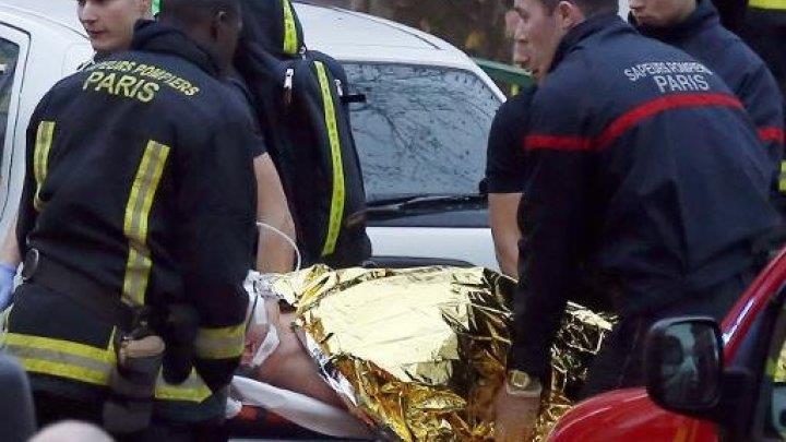 مقتل شرطية في اعتداء إرهابي بباريس وتعرض مساجد لاعتداءات