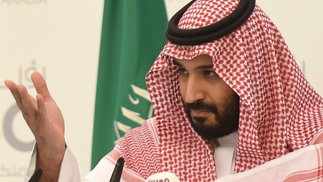 ولي ولي العهد الأمير محمد بن سلمان