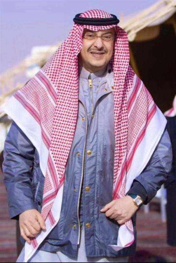 الامير خالد بن فهد